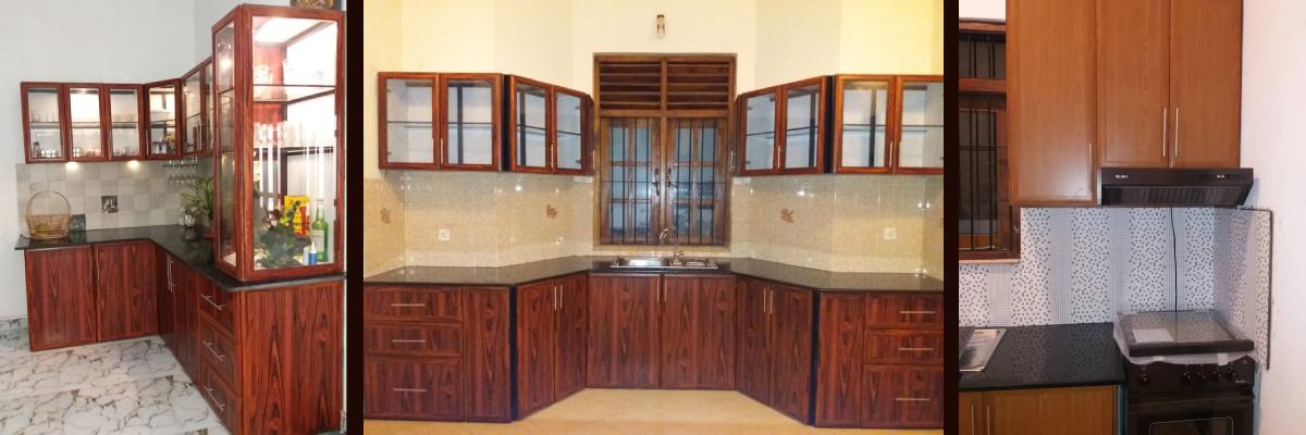 Lassana Niwasa Home Aluminium Pantry Cupboards In Sri